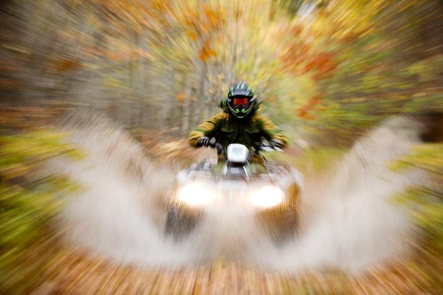 Quad Rider 1